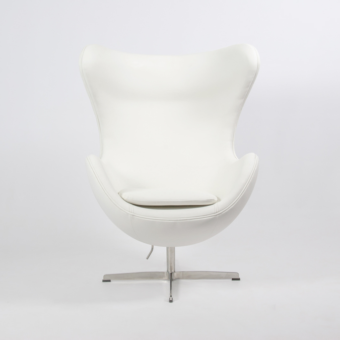 Кресло Egg Chair White